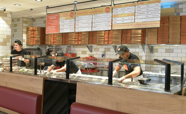 Blaze Pizza opens first store in Kuwait