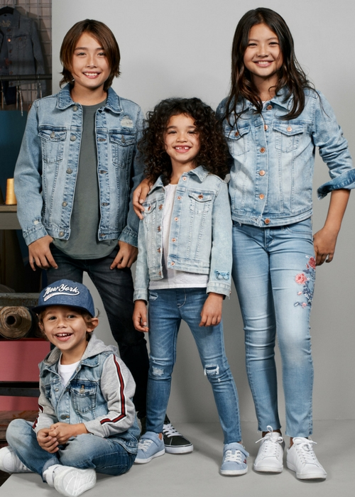 H&M Denim Collection 2018