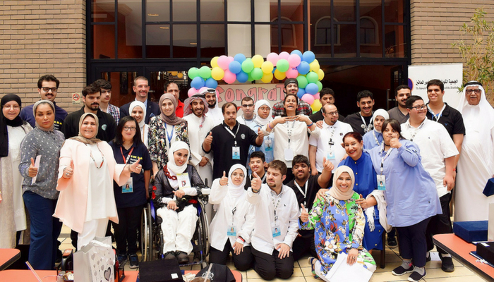 Students with Disabilities complete Summer Internship Programme