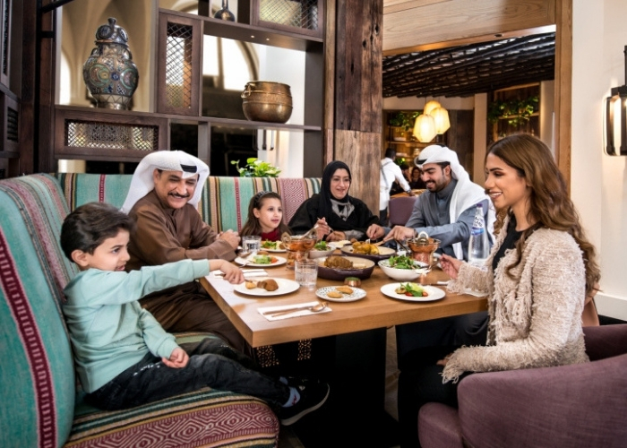 Savour the authentic flavours of Kuwait at Amiti Noura