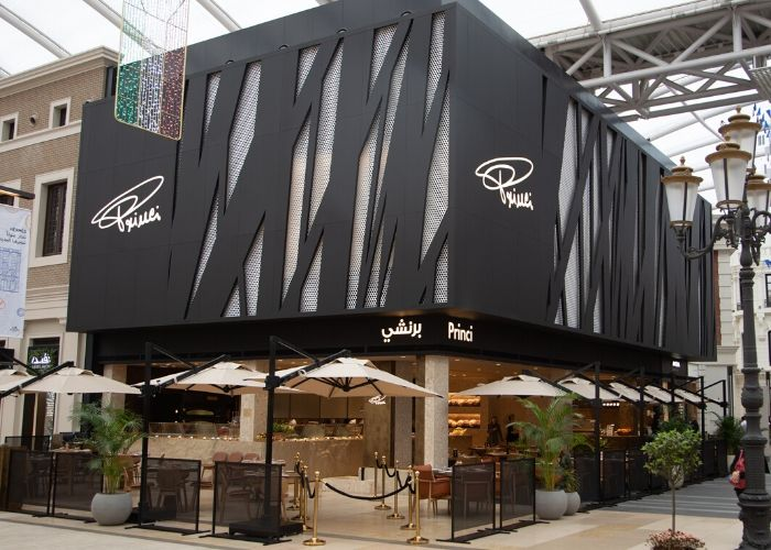 Alshaya Group Celebrates the Arrival of Milan's Princi Café in The Avenues, Kuwait