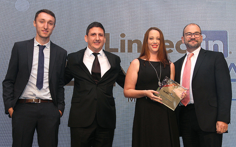 Alshaya linkedIntalentawards 2016