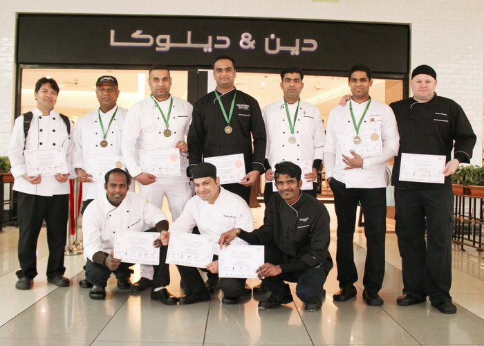 Alshaya restaurants win 18 awards at HORECA 2018