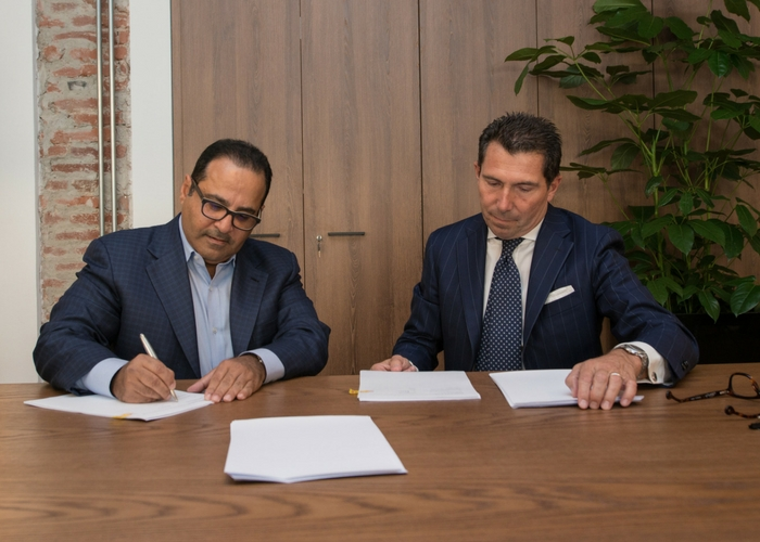 Spontini signs agreement with Alshaya